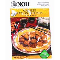 Chinese Lemon Chicken  From Noh