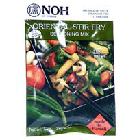 Oriental Stir Fry  From Noh