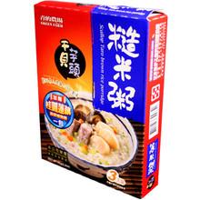 Green Farm Scallop Brown Rice Porridge 3.2 oz  From AFG