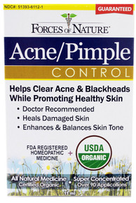 Acne/Pimple Control, 11 ML, Forces Of Nature