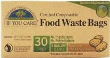Kitchen, Bio-Plastic, 3gal, 12 of 30 CT, If You Care