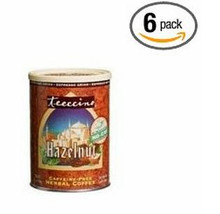 Hazelnut, 6 of 11 OZ, Teeccino