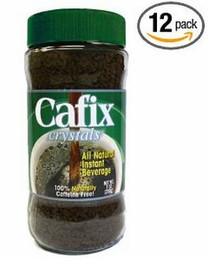 Cafix Crystals, 12 of 7 OZ, Cafix