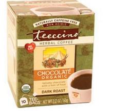 Chocolate, 6 of 10 BAG, Teeccino