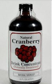 Cranberry, 16 OZ, Natural Source