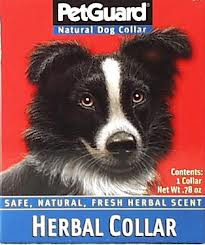 Herbal Collar for Dogs, 1 EA, Pet Guard