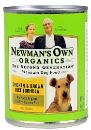 Chicken Brown Rice, Canned , 12 of 12.7 OZ, Newman'S Own Organics