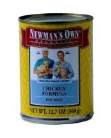 Chicken, Canned , 12 of 12.7 OZ, Newman'S Own Organics