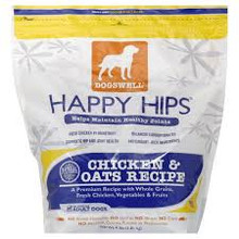 Chicken & Oats, Happy Hips, 6 of 4 LB, Dogswell