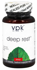 Deep Rest 30 TAB By VPK MAHARISHI AYURVEDA