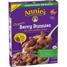 Berry Bunnies 10 of 10 OZ By ANNIE`S HOMEGROWN