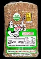 21 Whole Grains 8 of 27 OZ From DAVES KILLER BREAD