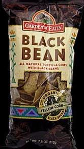 Black Bean 12 of 7.5 OZ Garden Of Eatin`