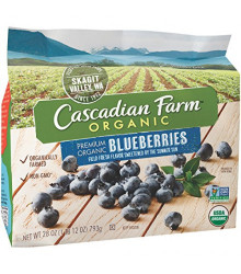 Blueberries 6 of 28 OZ By CASCADIAN FARM