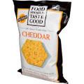 Cheddar 12 of 5.5 OZ Food Should Taste Good