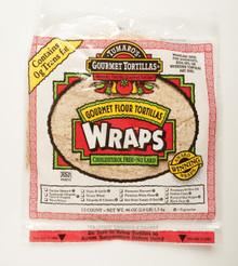 "Whole Wheat 12"" Foodservice 6 of 12 CT Tumaros"