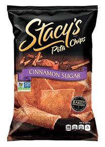 Cinnamon Sugar 12 of 7.33 OZ By STACY`S