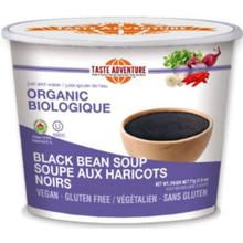 Black Bean Instant Soup Mix 10 LB By TASTE ADVENTURE