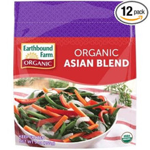Asian Blend 12 of 9 OZ By EARTHBOUND FARM