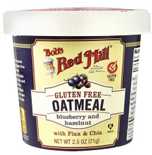 Blueberry and Hazelnut 12 of 2.5 OZ By BOB`S RED MILL