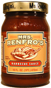 Barbecue 6 of 16 OZ By MRS RENFRO`S