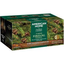 3-Hour Fresh Balsam Fir 1 of 4 of 4.5 LB By PINE MOUNTAIN