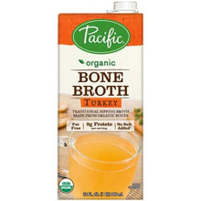 Bone Broth Turkey 12 of 32 OZ From PACIFIC NATURAL FOODS