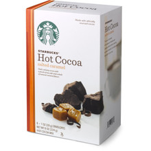 Hot Cocoa Salted Caramel 6 of 8 of 1 OZ From STARBUCKS COFFEE