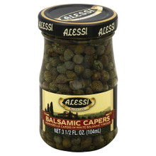 Capers and Balsamic Vinegar 6 of 3.5 OZ From ALESSI