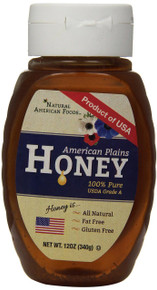 American Plains 12 of 12 OZ By NATURAL AMERICAN FOODS