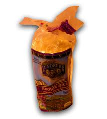 Brown Rice Organic Rice Cakes Salt Free 12 Pack 8.5 oz (241 g) From Lundberg