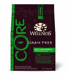 CORE Wild Game 12 LB From WELLNESS