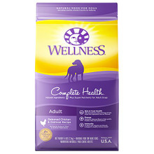 Complete Hlth,Adult,Chkn/Oatml 6 of 5 LB By WELLNESS PET PRODUCTS
