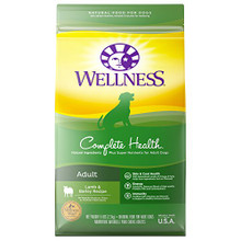 Complete Hlth,Adult,Lamb/Barly 6 of 5 LB By WELLNESS PET PRODUCTS
