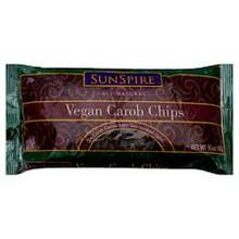 Carob Chips Vegan 25 lb Sunspire