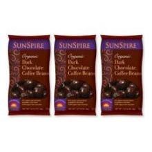 Dark Chocolate Espresso Beans 10 LB By SUNSPIRE