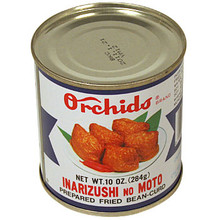 Inarizushi No Moto Fried Bean Curd 10 oz  From Orchids