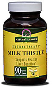 Milk Thistle 90 VCAP Nature's Answer