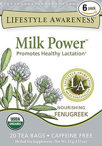 Milk Power 6 of 20 BAG By LIFESTYLE AWARENESS