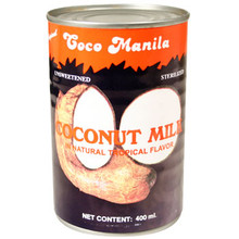 Orchids Manilla Coconut Milk 13.5 oz  From Orchids