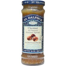 Chestnut Spread 6 of 10 OZ By ST. DALFOUR