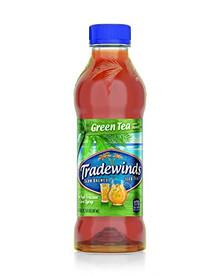 Green Tea w/Honey 12 of 18.5 OZ By TRADEWINDS