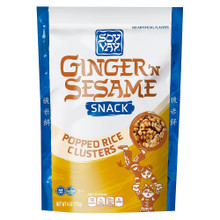 Ginger `N Sesame 6 of 4 OZ By SOY VAY