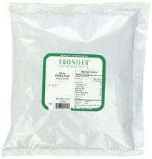 Celery Seed Whole 1 LB From FRONTIER NATURAL PRODUCTS