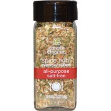 All-Purpose Salt-Free 6 of 1.8 OZ By SIMPLY ORGANIC
