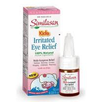 Kids Irritated Eye Relief .33 OZ Similasan