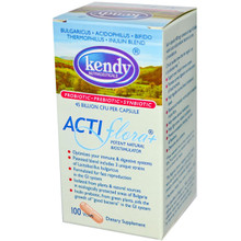 Actiflora+ Potent Natural Biostimulator 100 Vcaps From Kendy USA