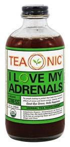 I Love My Adrenals 12 of 8 OZ By TEAONIC