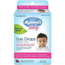 Baby Gas Drops 1 OZ HYLANDS HOMEOPATHIC REMEDIES