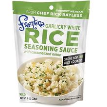 Garlicky White Rice w/Crmlzd Onion 6 of 8 OZ By FRONTERA